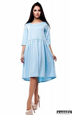 Платье Коди, Голубой