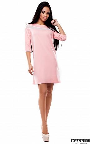 Платье Лерой, Персик - фото 1