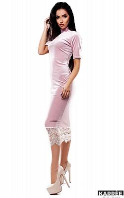 Платье Джулс, Пудра