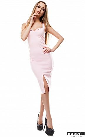Платье Силина, Розовый - фото 1