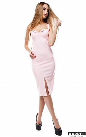 Платье Силина, Розовый - фото 2