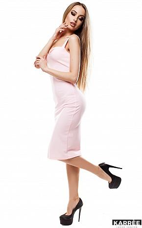 Платье Силина, Розовый - фото 3