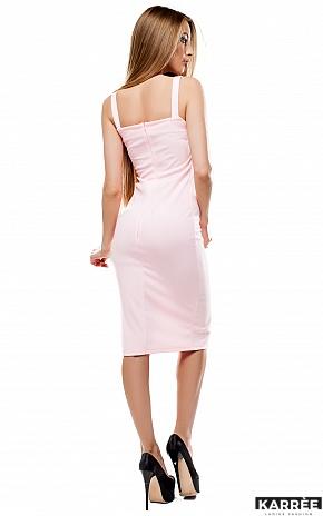 Платье Силина, Розовый - фото 4