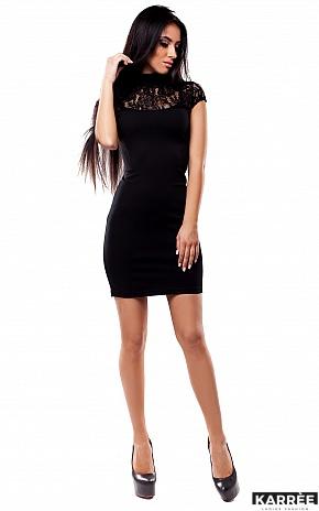 Платье Милавита, Черный - фото 1