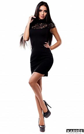 Платье Милавита, Черный - фото 2