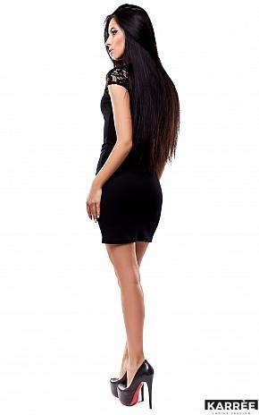 Платье Милавита, Черный - фото 3