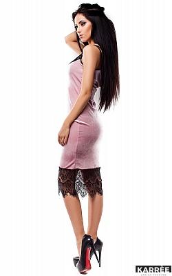 Платье Альба, Пудра