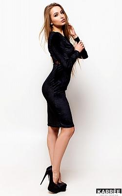 Платье Люксор, Черный