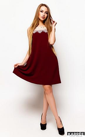 Платье Дженоя, Марсала - фото 1