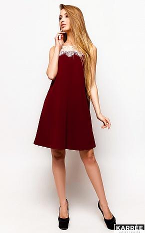 Платье Дженоя, Марсала - фото 2