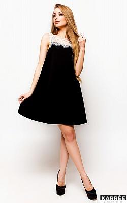 Платье Дженоя, Черный