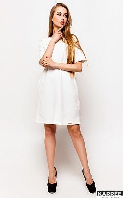 Платье Скалли, Молоко