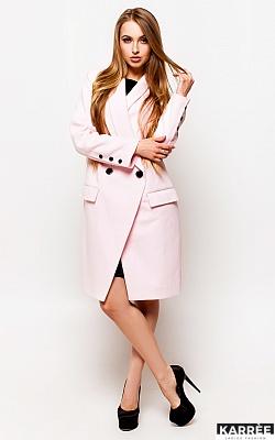 Пальто Вонг, Розовый