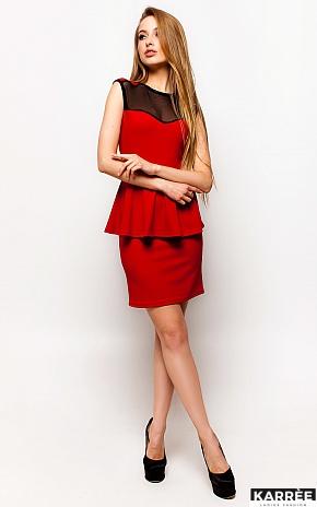 Платье Джоанна, Красный - фото 2