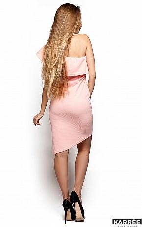 Платье Кейт, Персик - фото 3