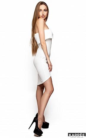 Платье Кейт, Молоко - фото 2