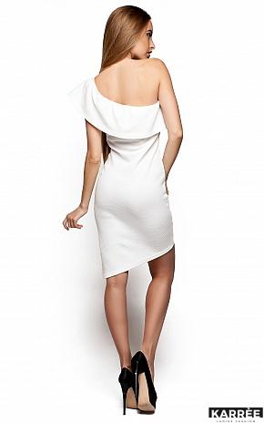 Платье Кейт, Молоко - фото 3