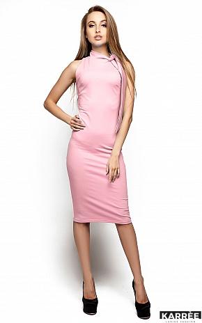 Платье Вероника, Розовый - фото 1