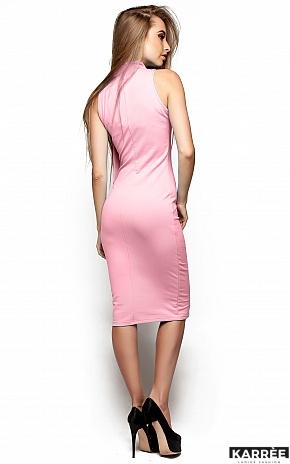 Платье Вероника, Розовый - фото 3