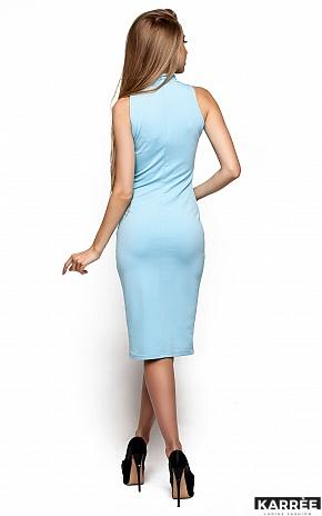 Платье Вероника, Голубой - фото 3