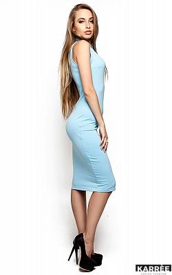 Платье Вероника, Голубой