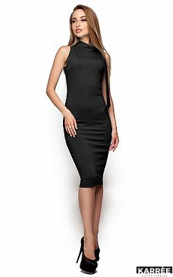 Платье Вероника, Темно-серый