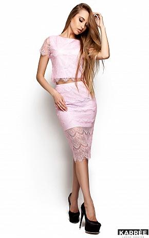 Юбка Виола, Розовый - фото 2