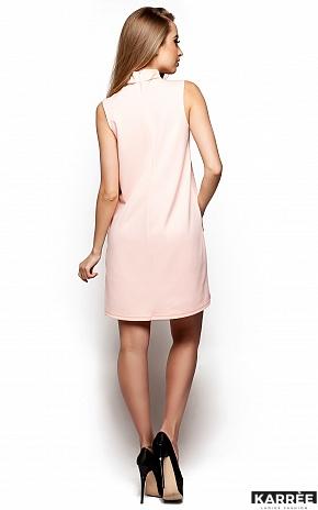 Платье Сапфир, Персик - фото 3