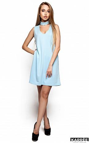 Платье Сапфир, Голубой - фото 1