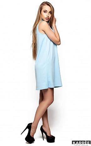 Платье Сапфир, Голубой - фото 2