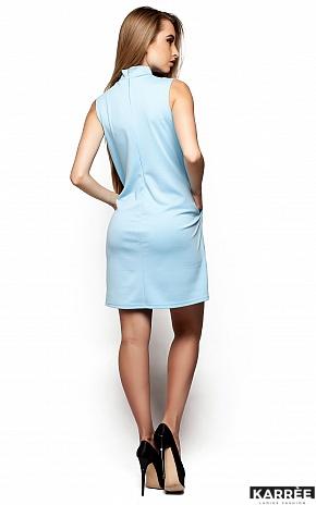 Платье Сапфир, Голубой - фото 3