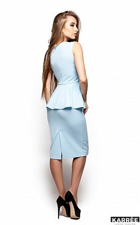 Платье Аметист, Голубой - фото 3