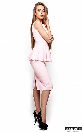 Платье Аметист, Розовый - фото 2