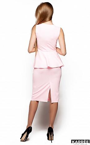 Платье Аметист, Розовый - фото 3