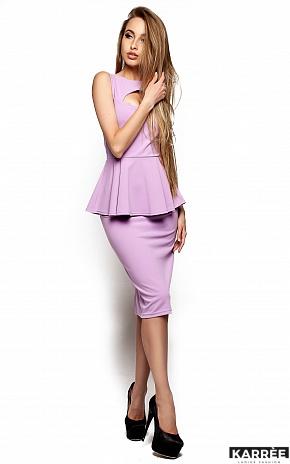 Платье Аметист, Сирень - фото 2