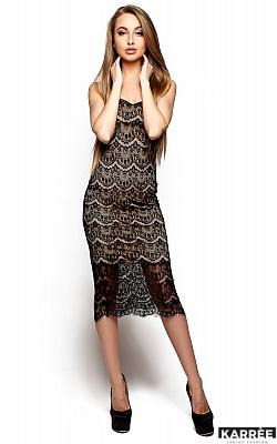 Платье Фрея, Черный