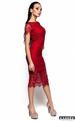 Платье Мелис, Марсала