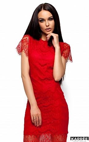 Платье Мелис, Красный - фото 2