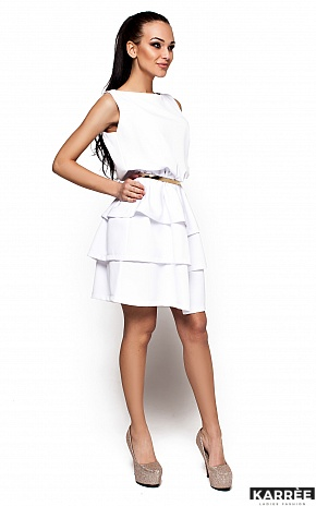 Платье Прайд, Белый - фото 1