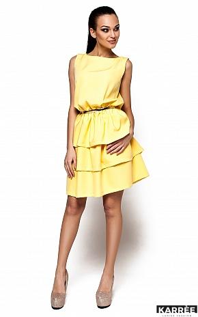 Платье Прайд, Желтый - фото 1