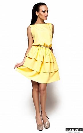 Платье Прайд, Желтый - фото 2