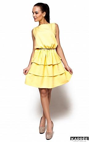 Платье Прайд, Желтый - фото 3
