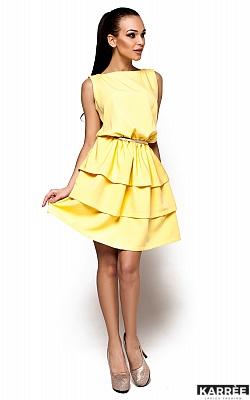 Платье Прайд, Желтый