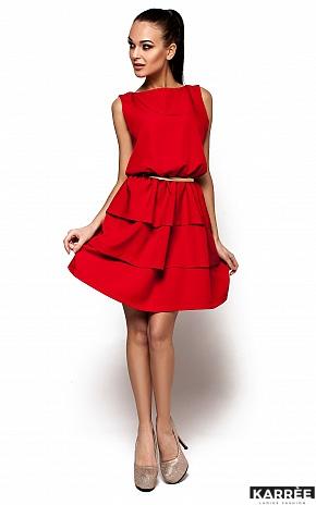 Платье Прайд, Красный - фото 2