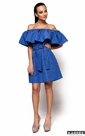 Платье Юнона, Синий - фото 1