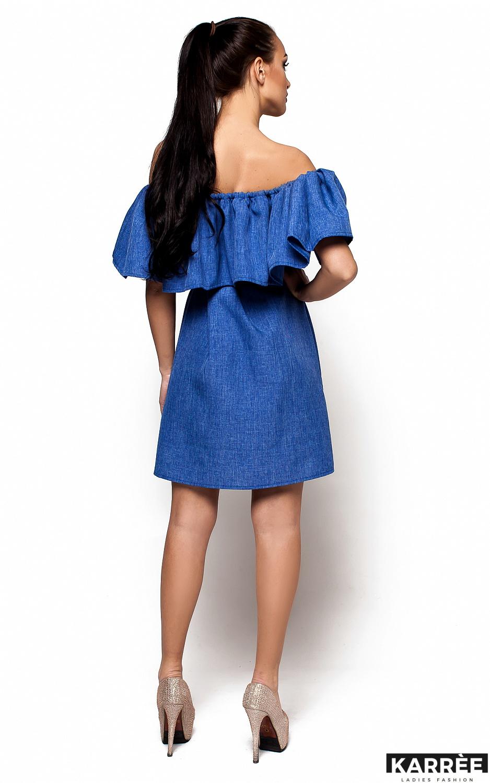 Платье Юнона, Синий - фото 3