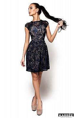 Платье Орион, Темно-синий