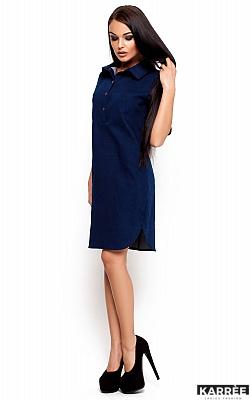 Платье Джинси, Синий