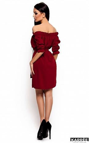 Платье Милана, Марсала - фото 3