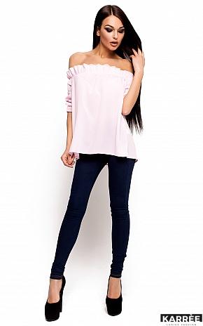 Блуза Джен, Розовый - фото 1